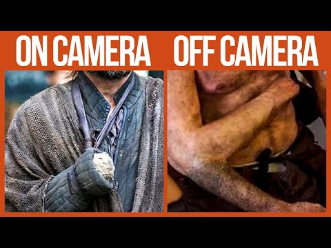 Game Of Thrones Behind The Scenes Moments