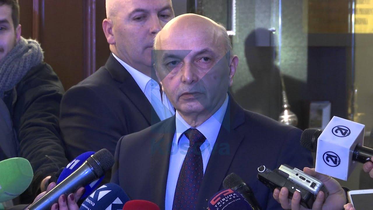 Deklarata e Isa Mustafës - 08.02.2016 - Klan Kosova