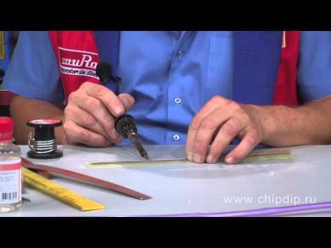 видео: Изготовление светодиодной полоски своими руками