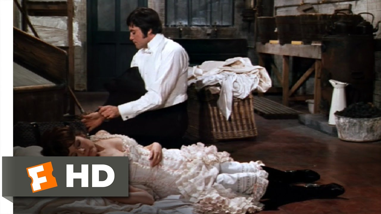 the assassination bureau 2 8 movie clip quick break open the door 1969 hd youtube. Black Bedroom Furniture Sets. Home Design Ideas
