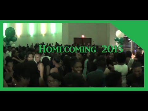Cass Tech Homecoming 2015