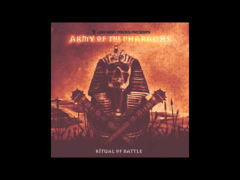 army of the pharaohs pages in blood