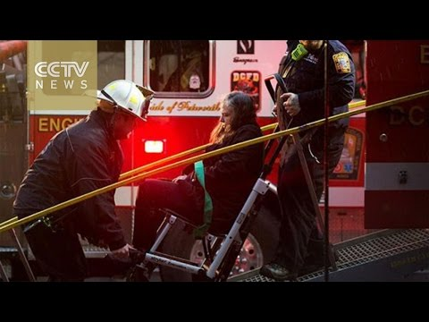 1 dead as smoke fills subway cars in Washington D.C.