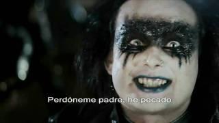 Cradle Of Filth - Forgive Me Father (I Have Sinned) Sub español HD