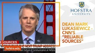 "Dean Mark Lukasiewicz – CNN's ""Reliable Sources"""