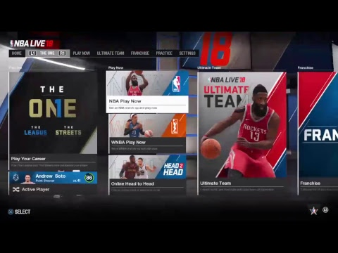 4/20/18 1,445 Videos NBA LIVE 18 WELCOME BACK