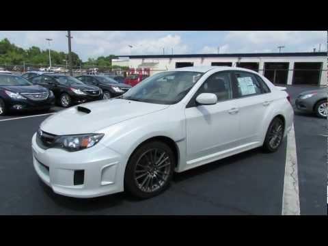 2011 Subaru Impreza WRX Sedan Start Up, Exhaust, and In Depth Review
