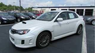 Subaru Impreza WRX 2011 Videos