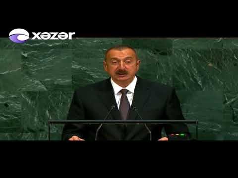 Azərbaycan Prezidentinin çıxışı beynəlxalq güclərə açıq mesaj idi
