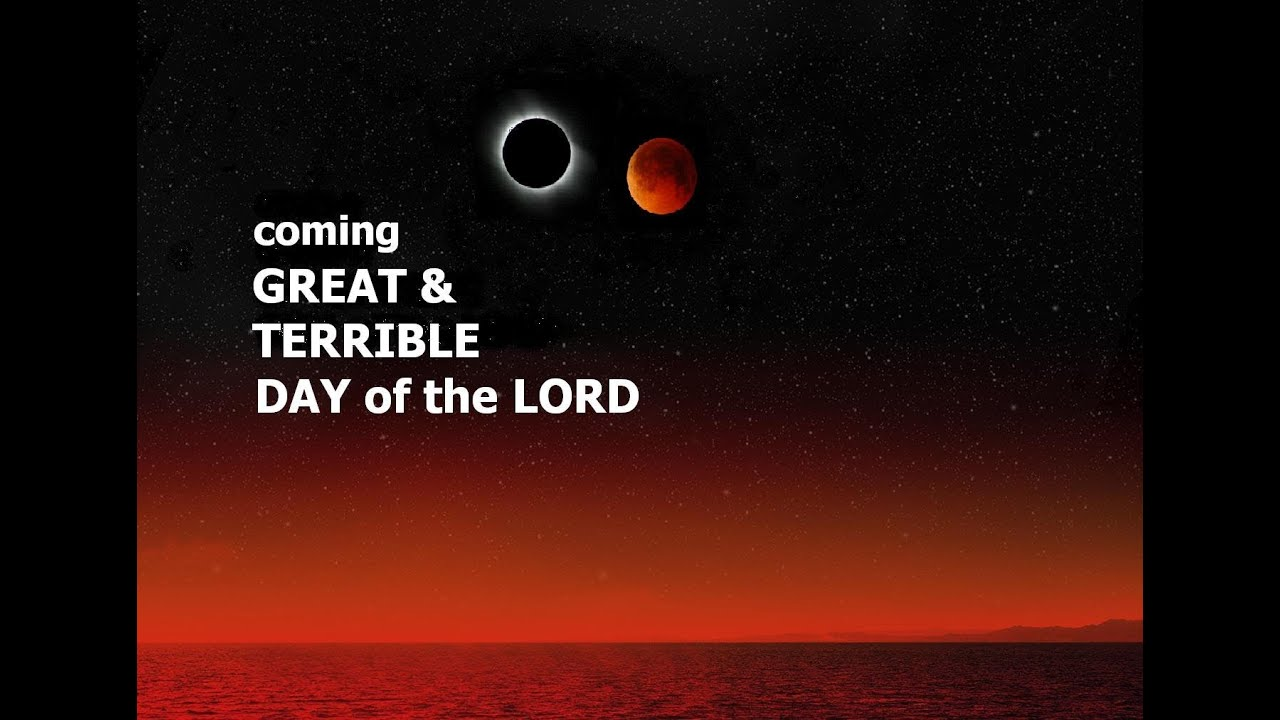 Image result for the day of the lord images