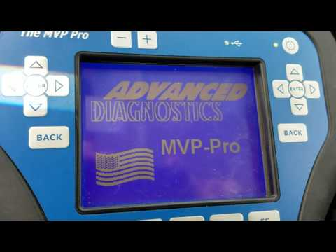 Programming a new smart key for a 2015 Chrysler 200 with MVP Pro