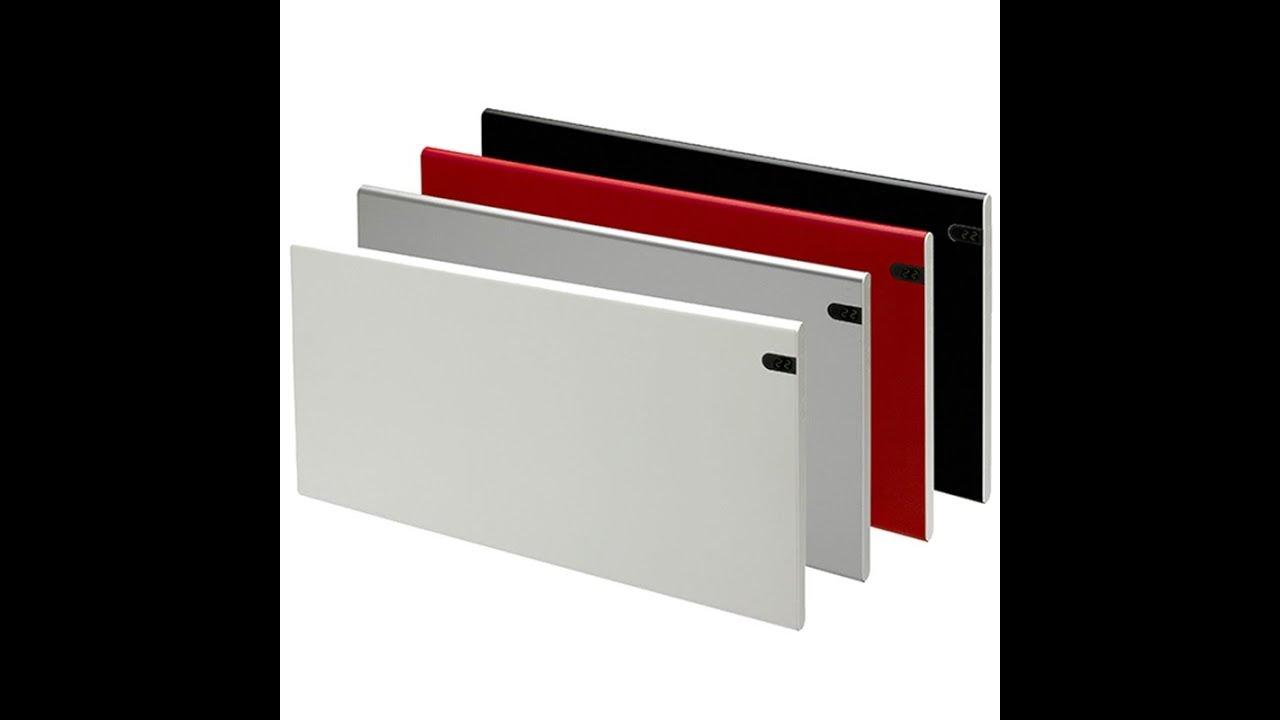 Adax Neo Electric Wall Heaters Slimline Designer Panel