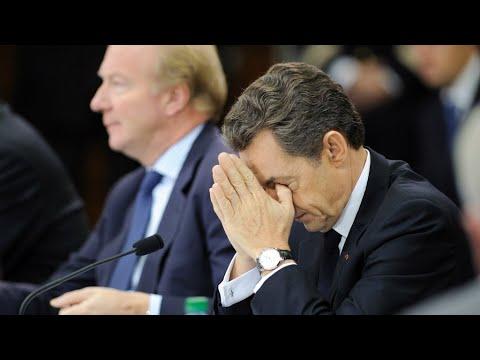 ساركوزي يؤكد عدم وجود -أدلة مادية- في قضية التمويل الليبي ويندد بتعرضه -للتشهير-  - نشر قبل 1 ساعة