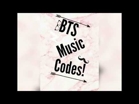 Bts Roblox Song Codes Youtube