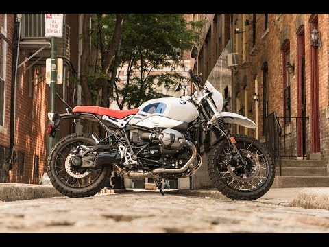 2018 BMW R nineT Urban GS If You're Planning to Ride Trails, You Buy a Dirt  Bike