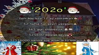 YENI IL VIDEO MARAQLI YENI 2020