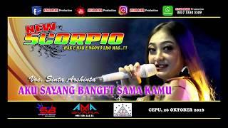 Top Hits -  Aku Sayang Banget Sama Kamu New Scorpio