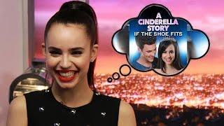 Sofia Carson Talks A Cinderella Story, Fashion and Descendants 2!