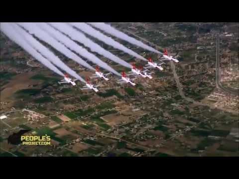 Türk Hava Kuvvetleri Gösterisi -Turkish Air Force in Action