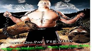 Extreme Rules 2012 Theme Song - Adrenaline (Theme Song with Lyrics)
