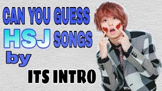 Guess Hey! Say! JUMP Songs by It's Intro || Mel's Usagi