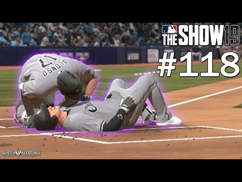 PASSING OUT IN THE MIDDLE OF THE GAME! | MLB The Show 19 | Road to the Show #118