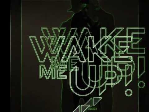 SHM vs Avicii   Don't Wake Me Up Child Lee Morrison Mashup)