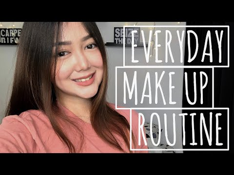 EVERYDAY MAKEUP ROUTINE | Shine Mory