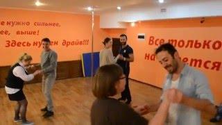 Урок танца Бачата от Алана 1 #КазанскоеПодворье