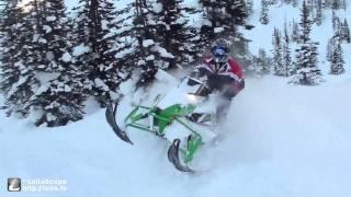 один день катания на горных снегоходах на Мамае(январская суббота 2012 года отлично проведенная в урочище Мамай горными снегоходчиками из Иркутска., 2012-01-15T15:25:04.000Z)