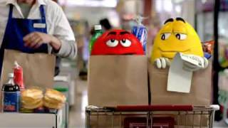M&m commercials sexy and i know it