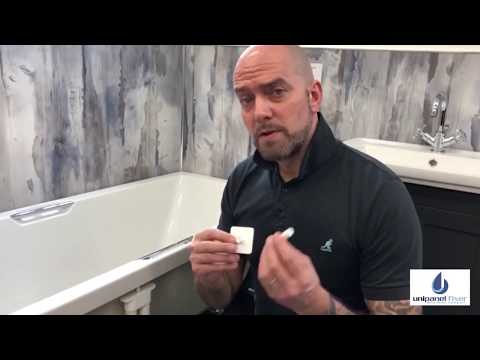 Install And Remove Bath Panels With The Uni Panel Fixer