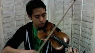 The Muppet Show Theme on Violin