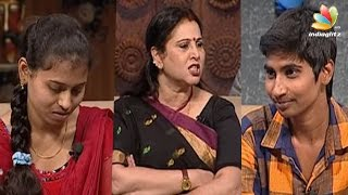 Repeat youtube video Actress Geetha insults LGBTQ couple on a TV reality show | Hot Tamil News