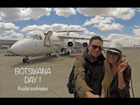 SafariSoulmates Vlog - Day 01 - The journey to Botswana