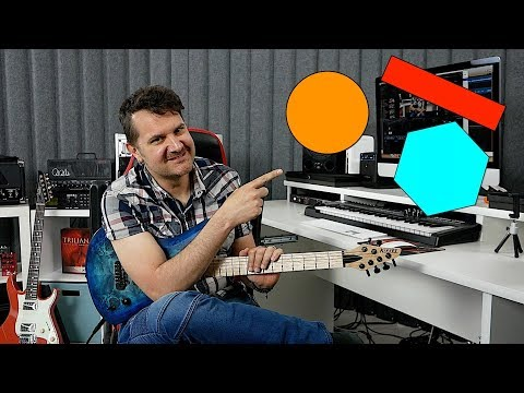 The Weird Guitar Shapes That Make Solos Awesome