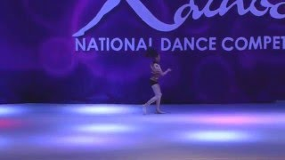 Rainbow Dance Competition 2016 Beyonce Flawless Dance Solo Brie