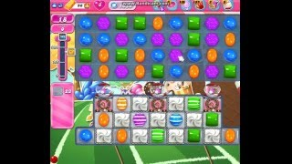 Candy Crush Saga Level 1434 New Versions  ( 18 Moves )  ( 3 stars ) No Boosters