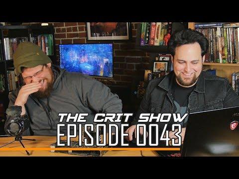 Discrete GPUs & Tiny Human Brains | CRIT Show 0043