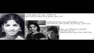 🎼 🎻 നിശാഗാനവീഥിയിൽ... സ്വരമാധുര്യമുള്ള ... |Ponnil Kulicha|Ilanji Poo Manam|Ente Swap|Rajesh Kumar