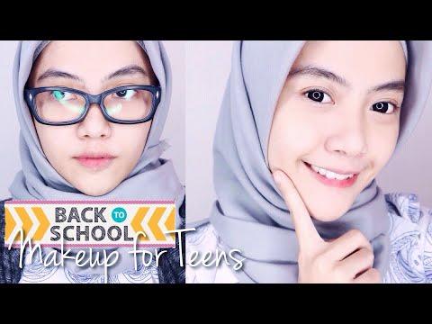 Back To School : Makeup For Teens (bahasa Indonesia) | Shafira Eden
