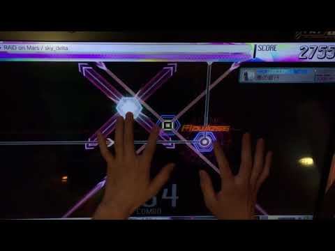 【crossbeats REV. SUNRISE】 RAiD on Mars (UNL) 100%