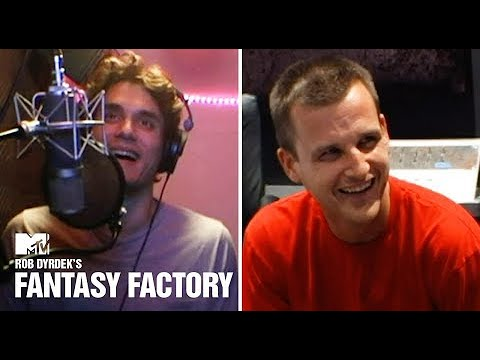 John Mayer and Rob Dyrdek Record A Song For Rob's Mom | Fantasy Factory
