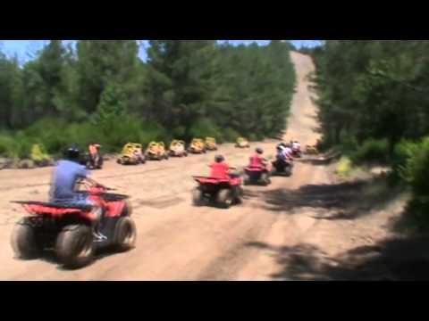 Quad bike safari (Turkey 2012)
