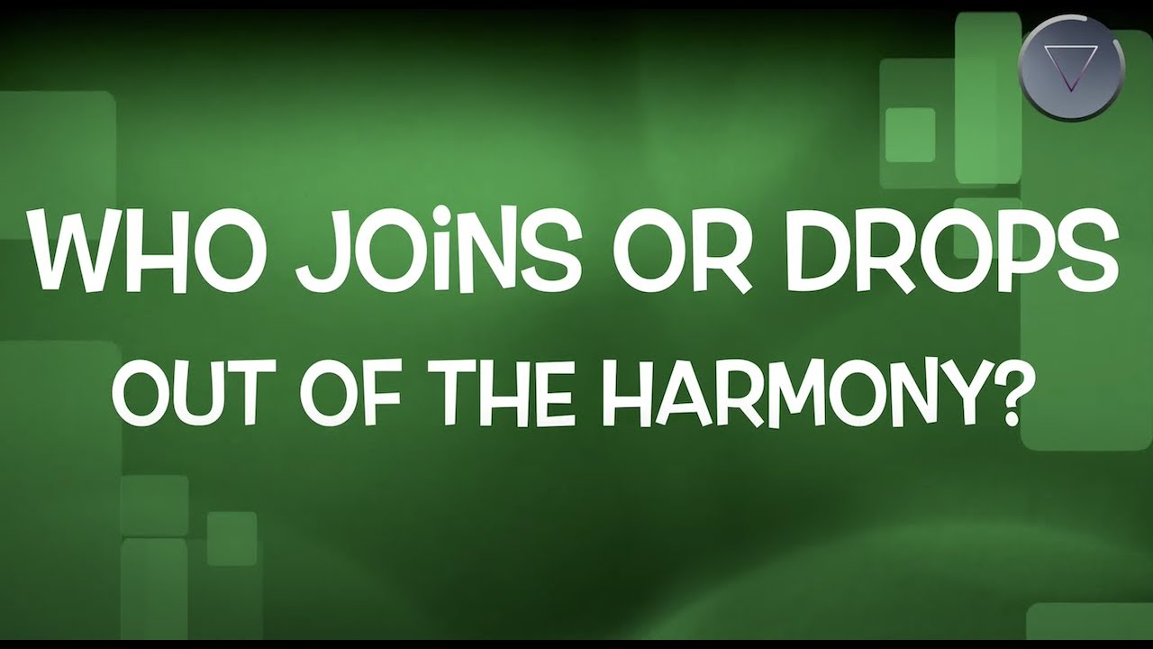 Who Joins or Drops Out of the Harmony? - Little Mix Quiz