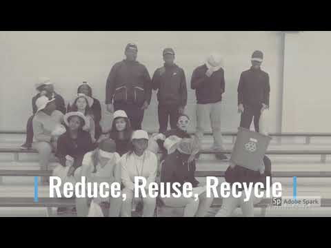 Reduce Reuse Recycle (Old Town Road-Lil' Nas X)