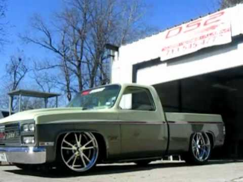 DS2 Auto Sounds- Custom 85'Chevy - YouTube