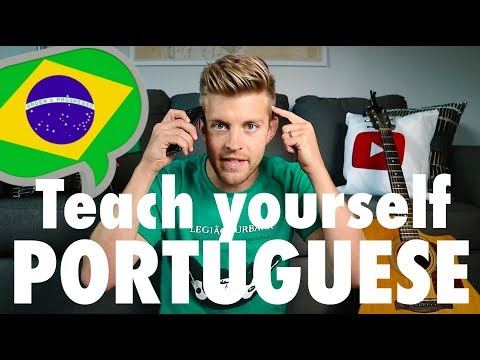 HOW TO LEARN PORTUGUESE FROM SCRATCH | HACKS + RESOURCES
