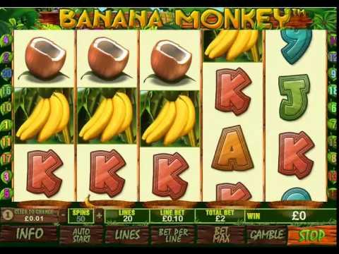 Monkey Slot Machine