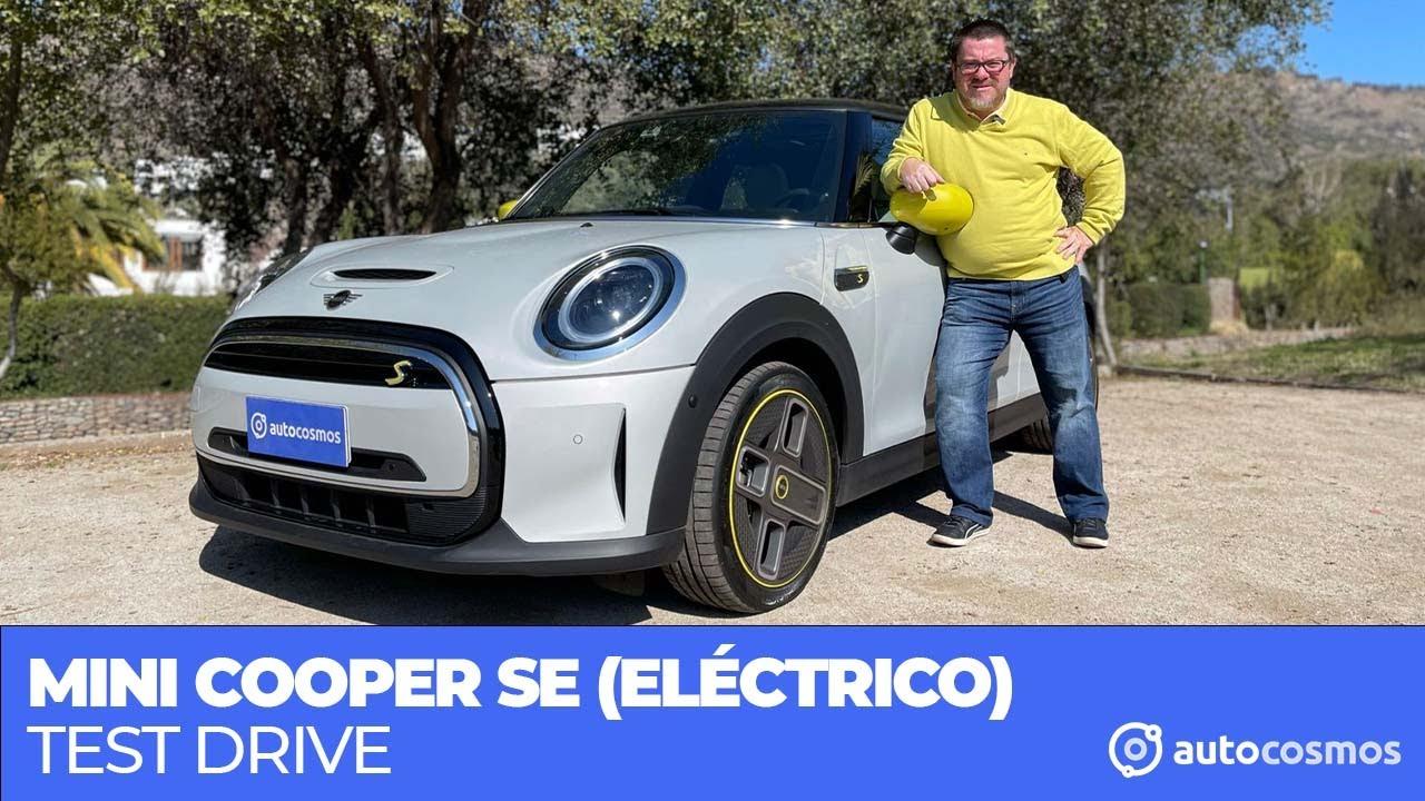 MINI Cooper SE (eléctrico) 2022 - más ecológico, igual de entretenido (Test Drive)